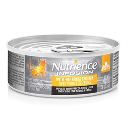 NUTRIENCE Nutrience Infusion Pâté with Free Range Chicken - 156 g (5.5 oz)