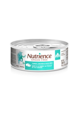 NUTRIENCE Nutrience Grain Free Turkey, Chicken & Duck Pâté for Indoor Cats - 156 g (5.5 oz)