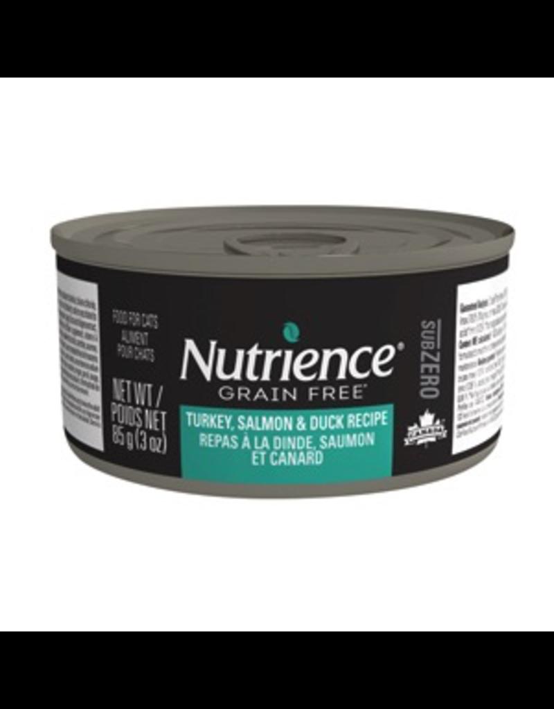 NUTRIENCE Nutrience Subzero Wet Food for Cats - Turkey, Salmon & Duck Recipe