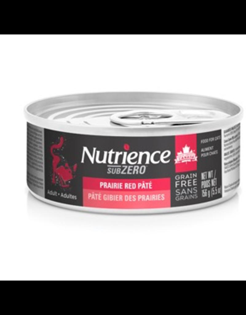 NUTRIENCE Nutrience Grain Free Subzero Pâté - Prairie Red - 156 g (5.5 oz)