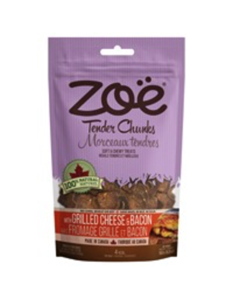ZOE (W) Zoe Tender Chunks - Grilled Cheese & Bacon - 150 g (5.3 oz)