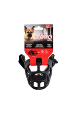 ZEUS Alpha by Zeus Dog Muzzle - Size 4 - Large