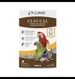 HARI HARI Clay-Cal Bentonite Clay Supplement for Birds - 575 g (1.27 lb)