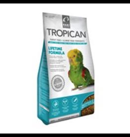 TROPICAN Tropican Lifetime Formula Granules for Parrots - 1.8 kg (4 lb)
