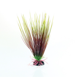 UNDERWATER TREASURES UT PP RED/GREEN HAIRGRASS 8IN