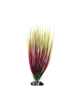 UNDERWATER TREASURES UT PP RED/GREEN HAIRGRASS 12IN