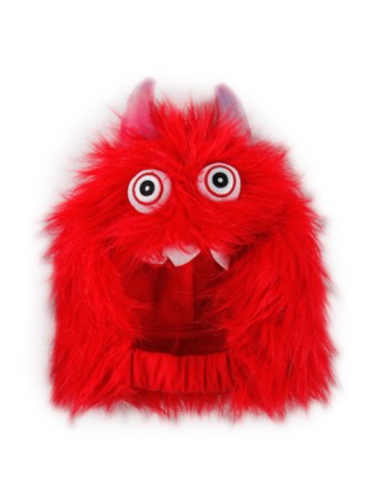 AFP (D) All for Paws - Monster Bunch Hood - Red