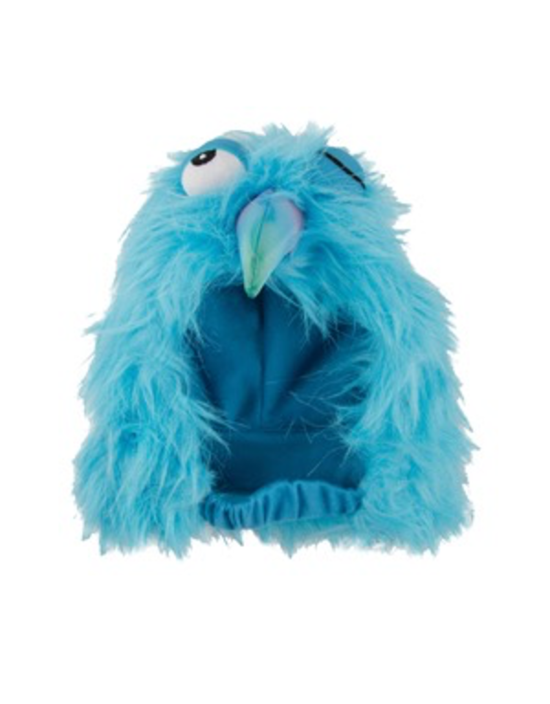AFP (D) All for Paws - Monster Bunch Hood - Blue