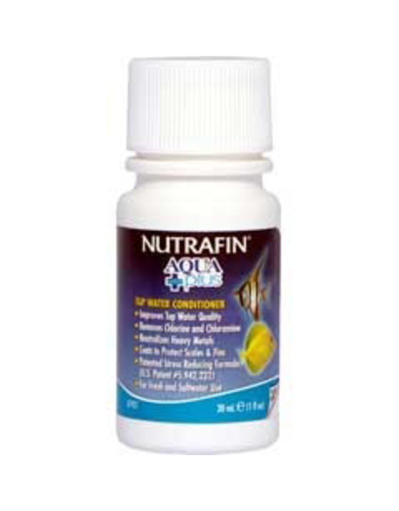 NUTRAFIN NF Aq.Plus Wtr. Condtnr., 30ml