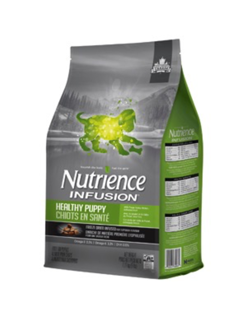 NUTRIENCE Nutrience Infusion Healthy Puppy - Chicken - 2.27 kg (5 lbs)