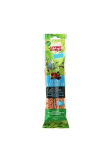 LIVING WORLD LW Parakeet Fruit Stick, 2-pack 60gr