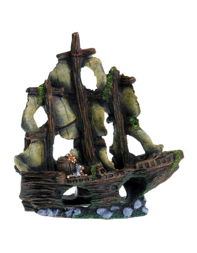 UNDERWATER TREASURES UT TREASURE SHIP