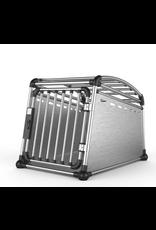 AFP (D) AFP – Travel Dog - Aluminium Travel Crate – Medium - 21 x 25 x 30 in