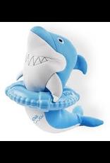 AFP (D) AFP LifeGuard Floatting Shark Dog Toy