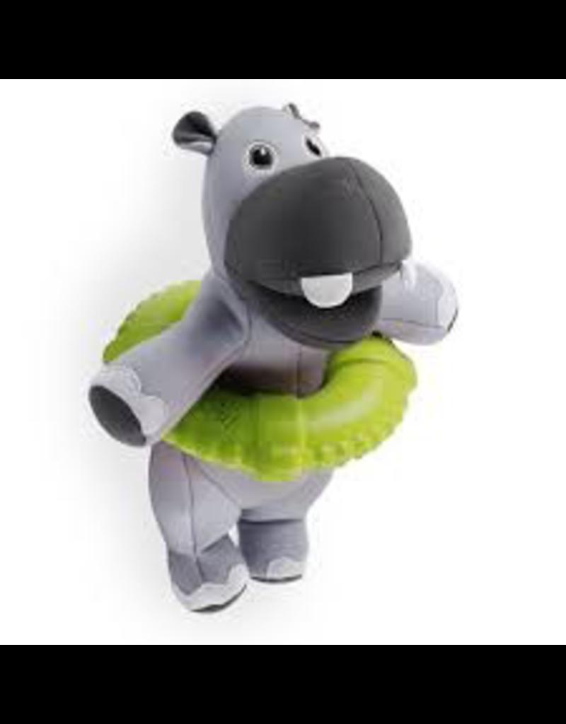 AFP (D) AFP LifeGuard Floating Hippo Dog Toy