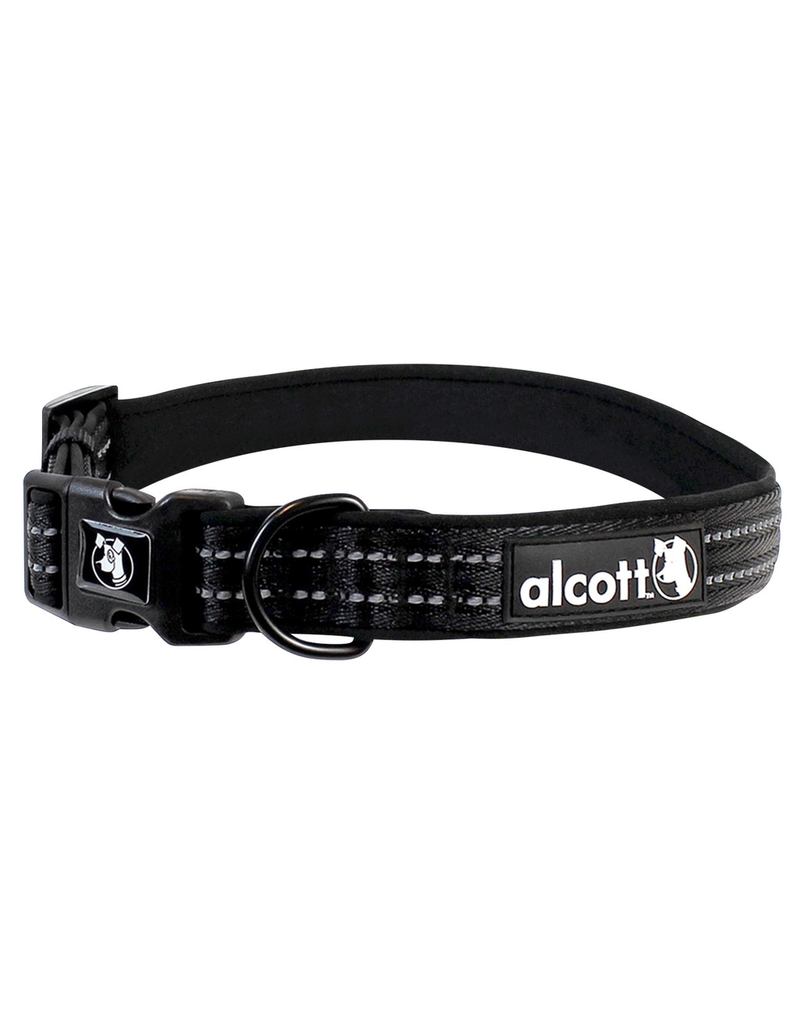 ALCOTT (W) Essentials Adventure Collar - Black - Medium