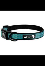 ALCOTT Essentials Adventure Collar - Blue Mariner - Small