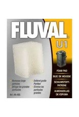 FLUVAL Fluval U1 Foam Pad, 1pce-V