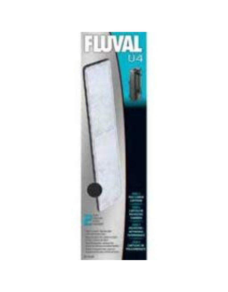FLUVAL Fluval U4 Poly/Carbon Cartridge,2pcs-V