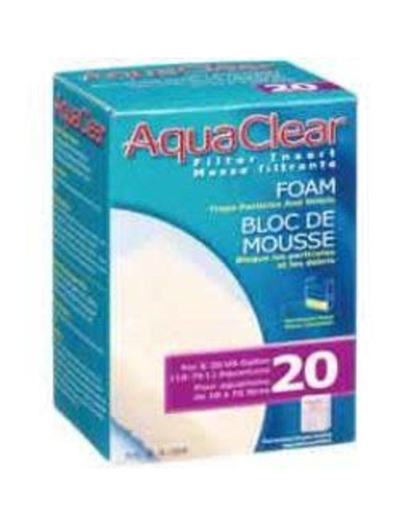 AQUACLEAR AquaClear Mini Foam Filter insert-V