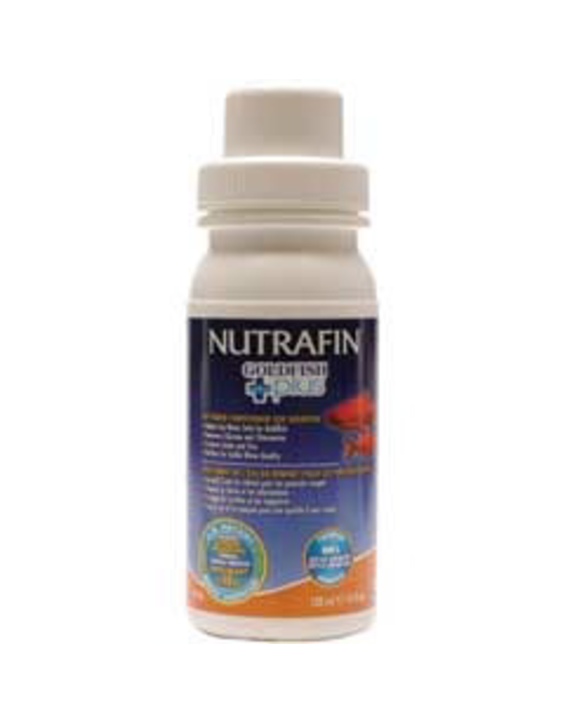 NUTRAFIN NF Goldfish Plus Water Cndnr., 120ml