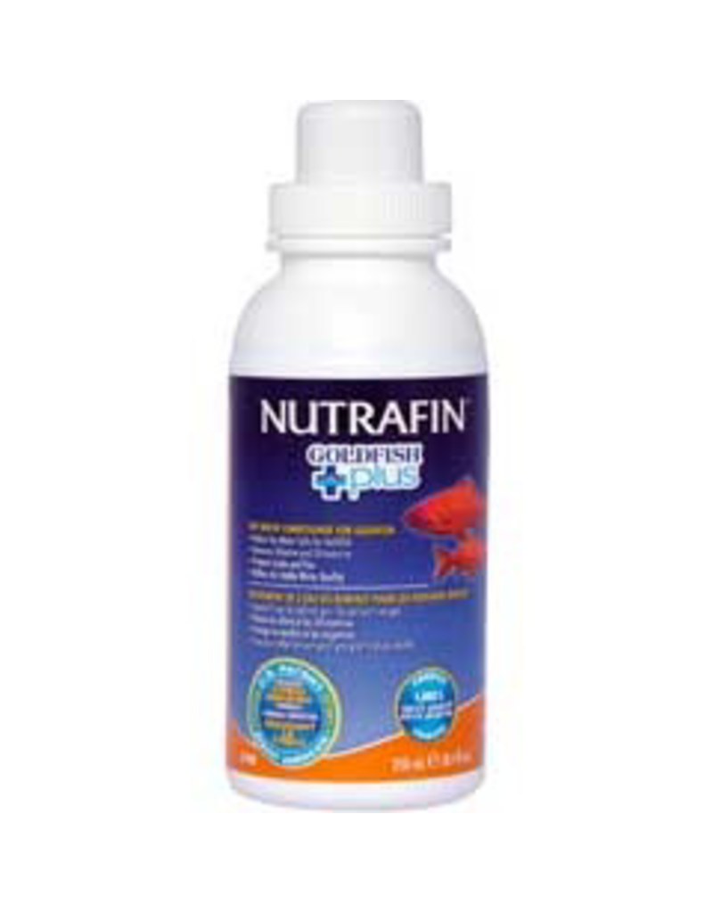 NUTRAFIN NF Goldfish Plus Water Cndnr., 250ml