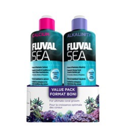 FLUVAL (D) Fluval Sea Calcium/ Alkalinity, Value Pack, 473 mL