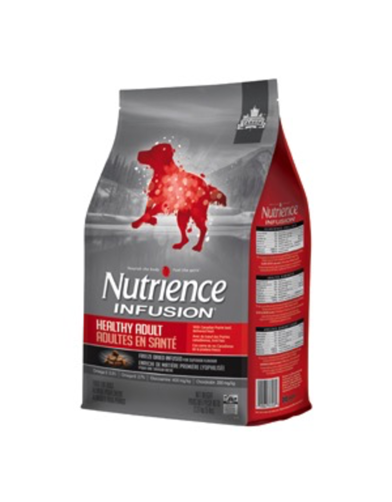 NUTRIENCE Nutrience Infusion Healthy Adult - Beef - 2.27 kg (5 lbs)