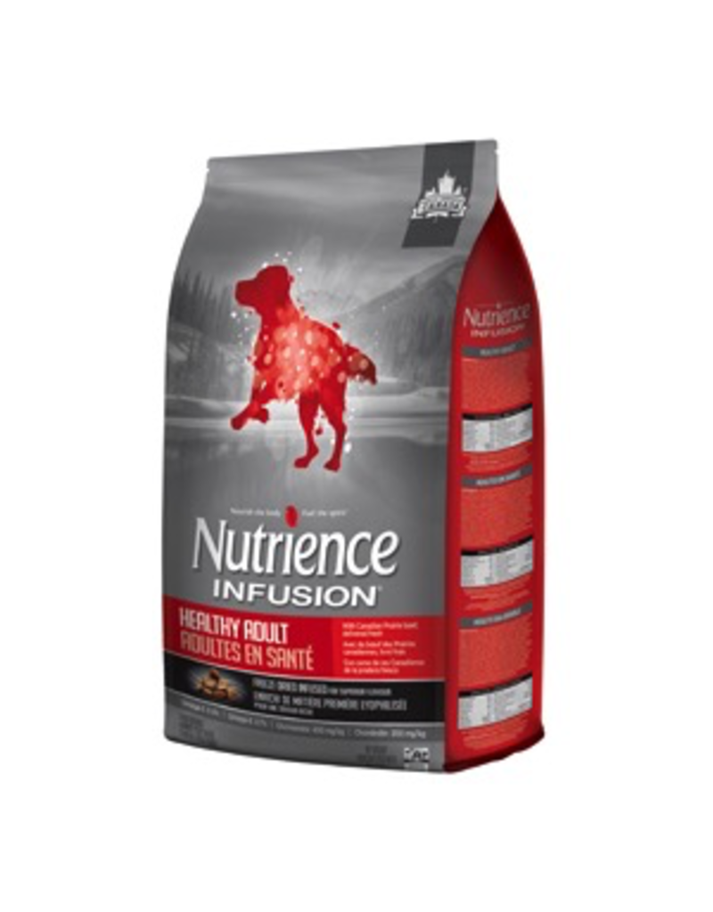 NUTRIENCE Nutrience Infusion Healthy Adult - Beef - 5 kg (11 lbs)