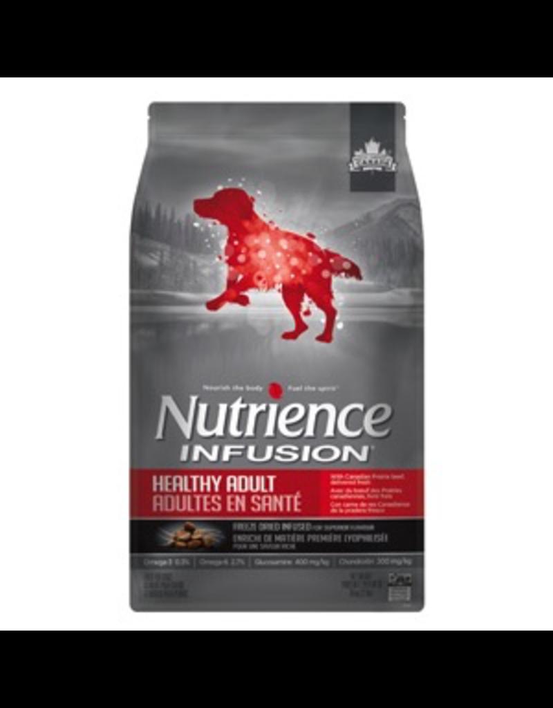NUTRIENCE Nutrience Infusion Healthy Adult - Beef - 10 kg (22 lbs)