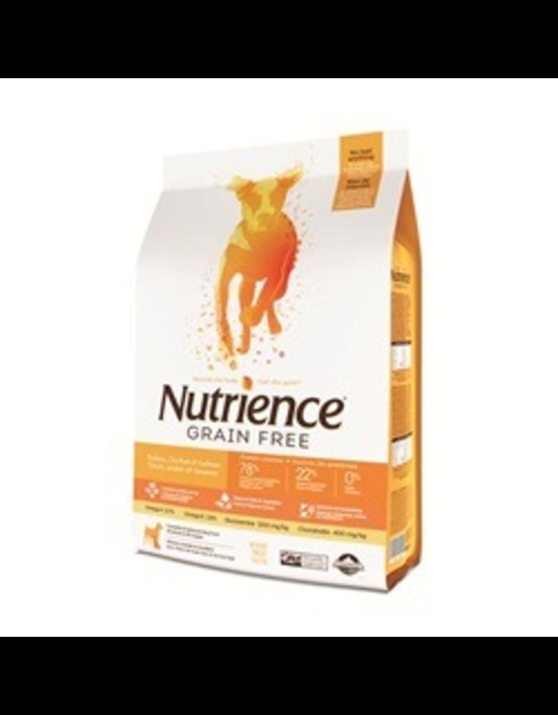NUTRIENCE (D) NT Gr. Free Tur/Chi/Sal 5kg