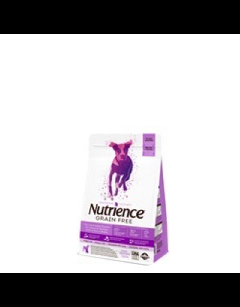 NUTRIENCE Nutrience Grain Free - Pork, Lamb & Venison Formula - 2.5 kg