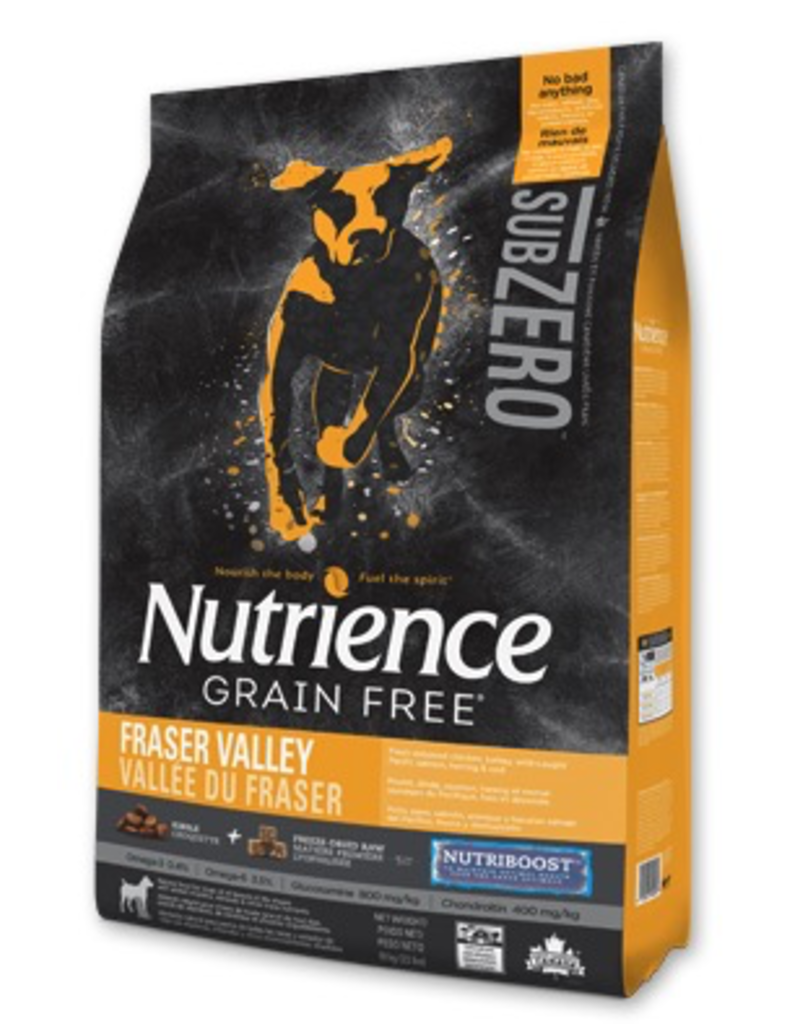 NUTRIENCE Nutrience Grain Free Sub Zero - Fraser Valley, 10 kg