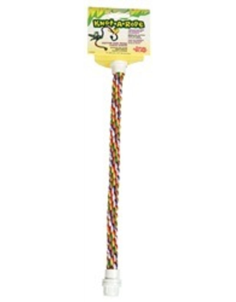 LIVING WORLD LW Multi-Clrd Cotton Perch 15in-V