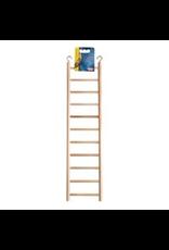LIVING WORLD Living World Wooden Bird Ladder - 11 Steps - 43 cm (17 in) Long