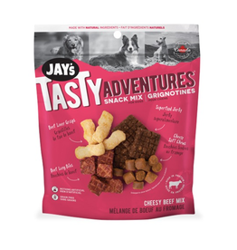 JAY'S (D) Jays Tasty Adventures Cheesy Beef Snack Mix 100g