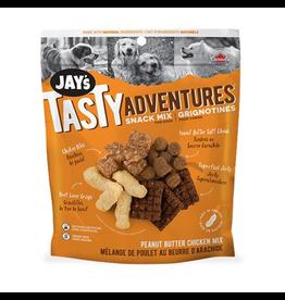 JAY'S (D) Jays Tasty Adventures Peanut Butter Chicken Snack Mix 100g