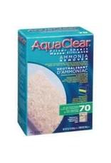 AQUACLEAR Aq-Clear 70 Ammorid Ammonia Remov.346g-V