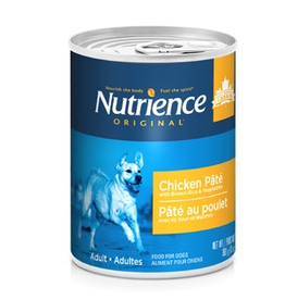NUTRIENCE Nutrience Original Healthy Adult - Chicken Pâté with Brown Rice & Vegetables - 369 g (13 oz)