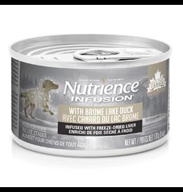 NUTRIENCE Nutrience Infusion Pâté with Brome Lake Duck - 170 g (6 oz)