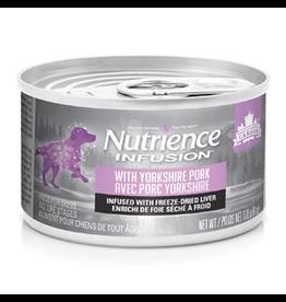 NUTRIENCE Nutrience Infusion Pâté with Yorkshire Pork - 170 g (6 oz)