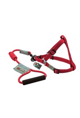 ARISTA (D) Arista Round Harness & Leash Set - Large - Red