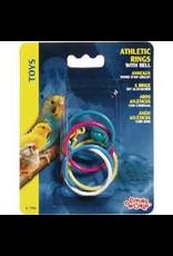 LIVING WORLD LW Athletic Rings W/Bell-V