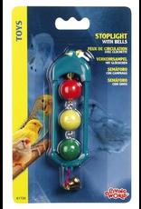 LIVING WORLD LW Stoplight W/Bells-V