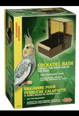 LIVING WORLD Living World Cockatiel Bath