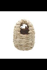 LIVING WORLD LW Bird Nest, Maize Peel, Small