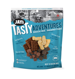 JAY'S (D) Jays Tasty Adventures Beef n' Bacon Mix 100g