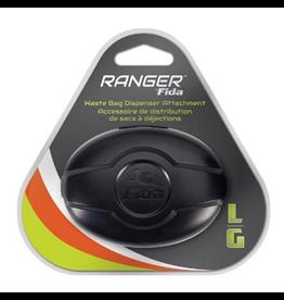 RANGER (W) Ranger by Fida Waste Bag Dispenser - Large (fits VP2153 & VP2157)