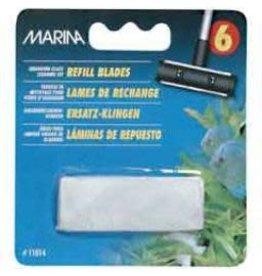 MARINA MA Aq.Glass Cleaning Refill Blades,6pk-V