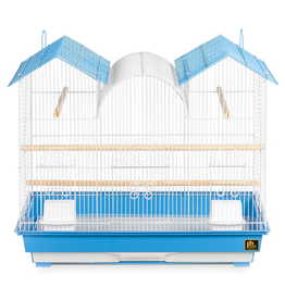 """PREVUE HENDRYX (W) PH Triple Roof Bird Cage - Assorted Colors - Multipack - 26"""" x 14"""" x 22.5"""""""
